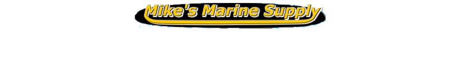 Mike's Marine Supply